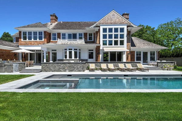 Hamptons architect, New York architect, Bellows Court